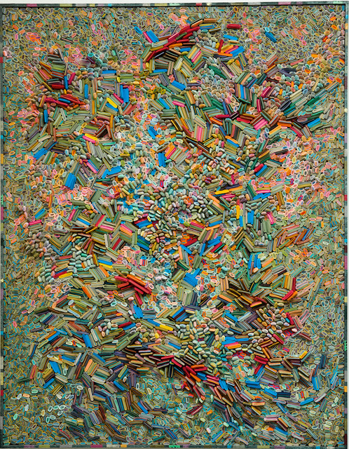 , 'Space Sample 2,' 2016, Donghwa Ode Gallery