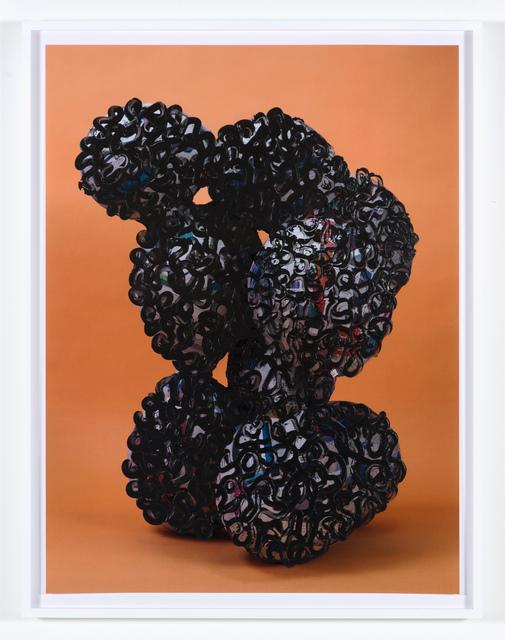 , 'Balloon collage (Palsy version #3),' 2013, Nina Johnson