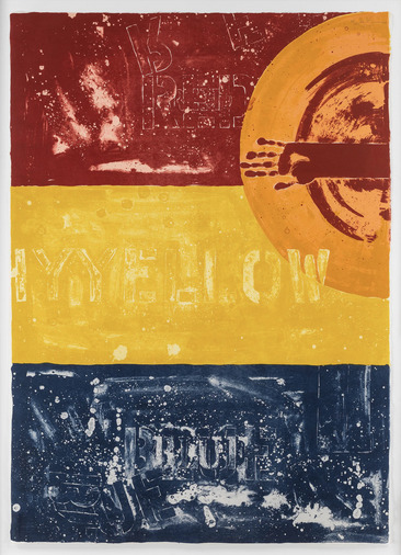 Jasper Johns, 'Periscope I', 1979, Upsilon Gallery