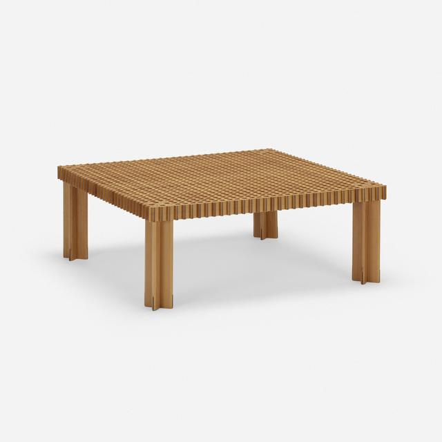Ghianda, 'Kyoto coffee table', 1974, Wright