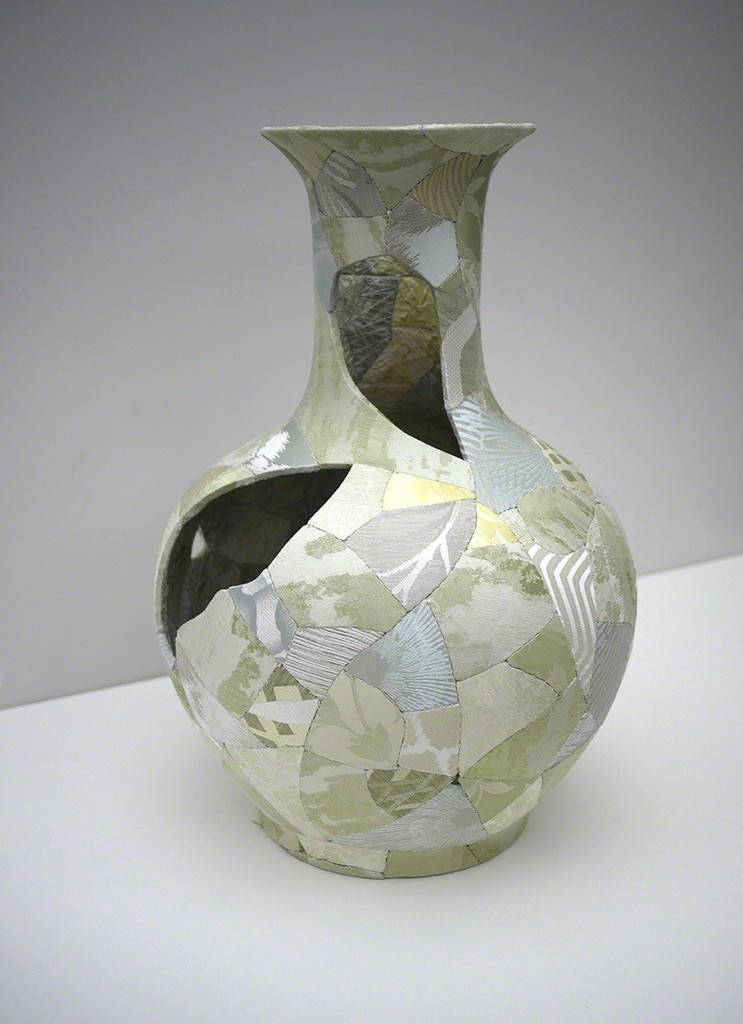 Zoë Hillyard at CAA, Celadon vase