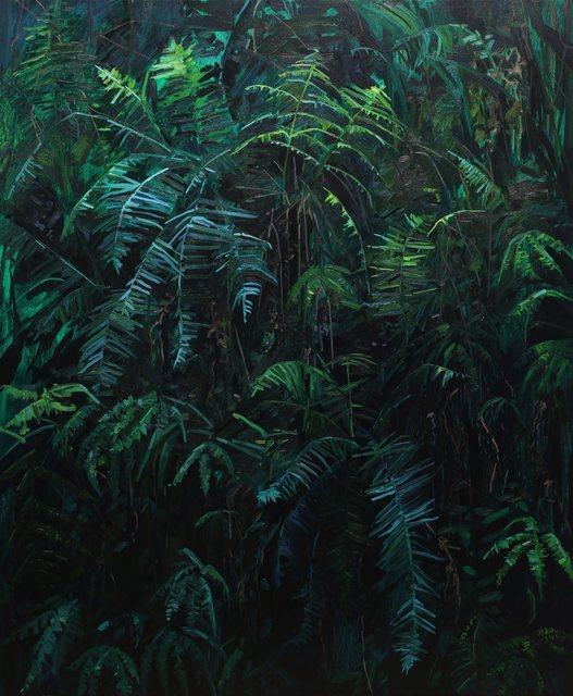 , 'Ferns,' 2017, Kavi Gupta