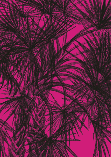 , 'Palm Tree Session 8,' 2017, PPC Philipp Pflug Contemporary