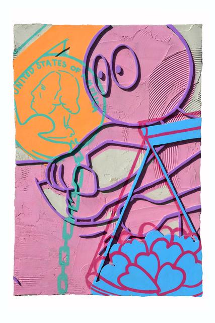 , 'Love vs. Money, Court House,' 2019, Markowicz Fine Art