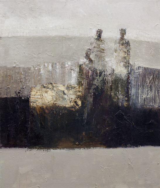 , 'Figures in Landscape II,' 2018, Gallery 1261