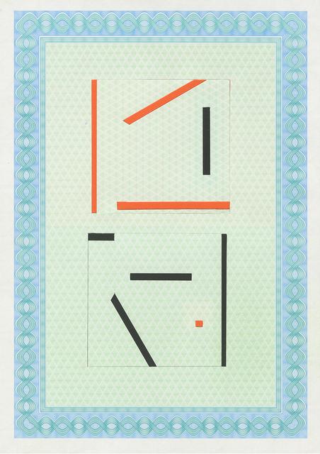 , 'De la serie Artesanías Modernas (4),' 2014, Oficina #1