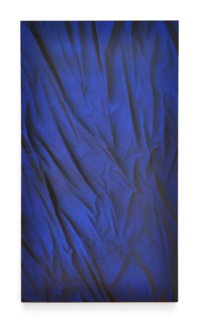 , 'Black and Blue Velvet,' 2014, Jonathan Ferrara Gallery