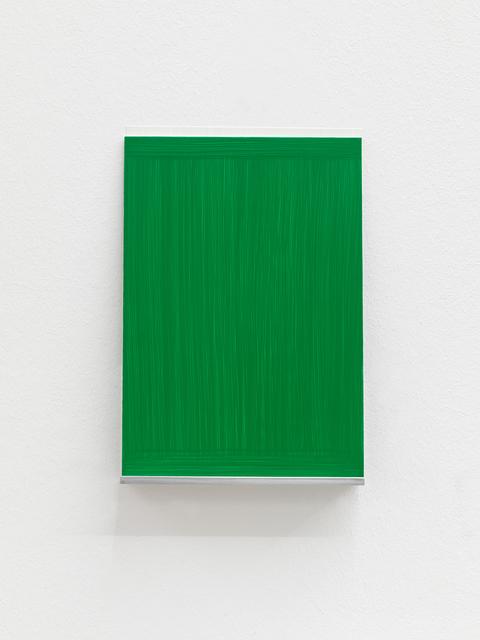 , 'An MeineGrüneSeite,' 2006, Galerie Christian Lethert