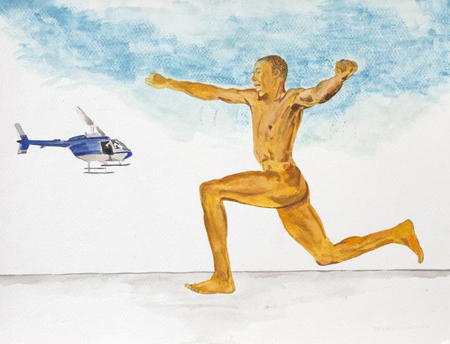 , 'Short Distance,' 2008, Deborah Colton Gallery