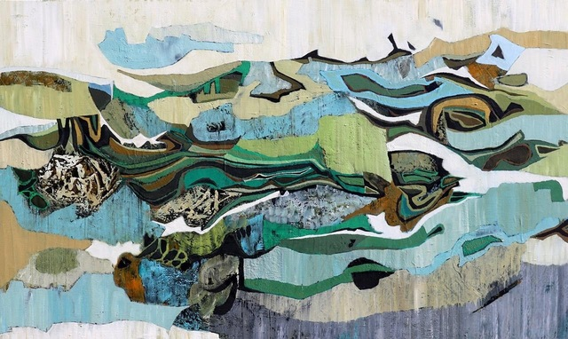 , 'Bainbridge,' , Eisenhauer Gallery