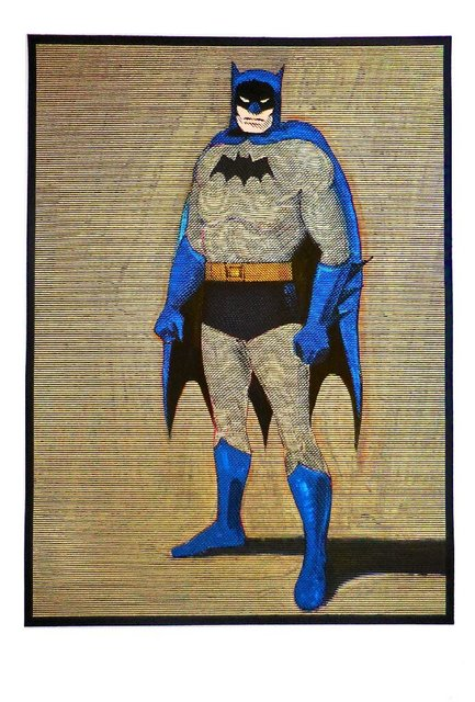 Mel Ramos, 'Batman', 2014, Pop Fine Art