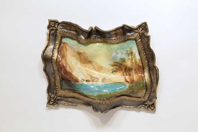Valerie Hegarty, 'Warped Landscape', 2016, Malin Gallery