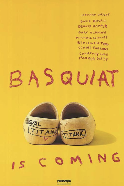 Jean-Michel Basquiat, 'Basquiat is Coming', 1996, Posters, Lithograph, Gallery 52