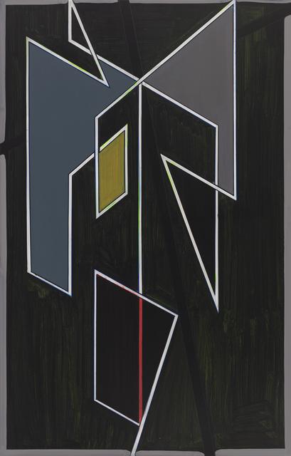 Thomas Scheibitz, 'Komponist (Composer)', 2019, Hakgojae Gallery
