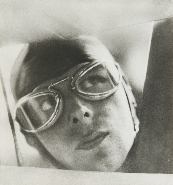Pierre Dubreuil, ''The Aviator'', 1929, Sotheby's