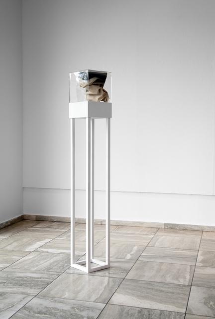 , 'Paper Drawing in Box #3,' 2015, Prosjektrom Normanns