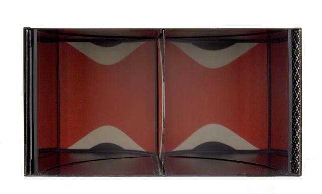 , 'formes virtuelles par deplacement du spectateur ,' 1969, Galeria Nara Roesler