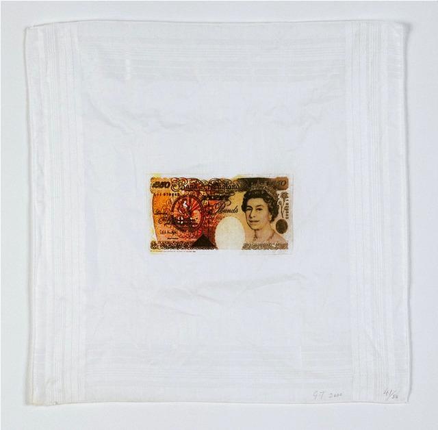 , '£50 NOTE,' 2000, Attollo Art