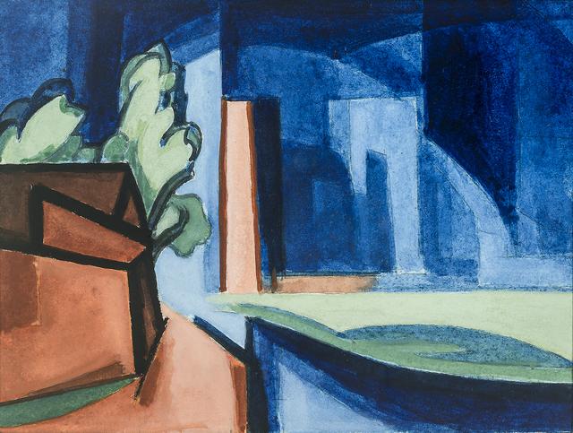 , 'Psychological Concept in Paint,' 1933, Hirschl & Adler Galleries