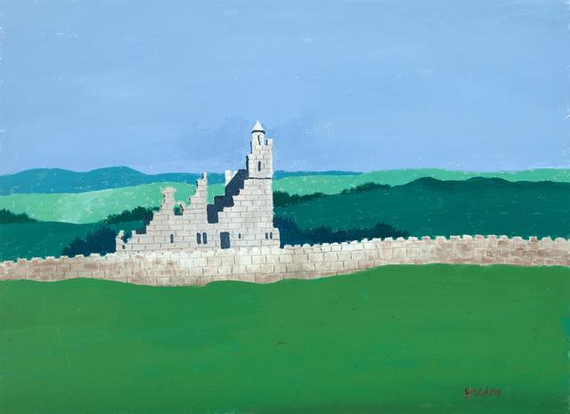 , 'Castle in Progress ,' ca. 2015, Mac-Gryder Gallery