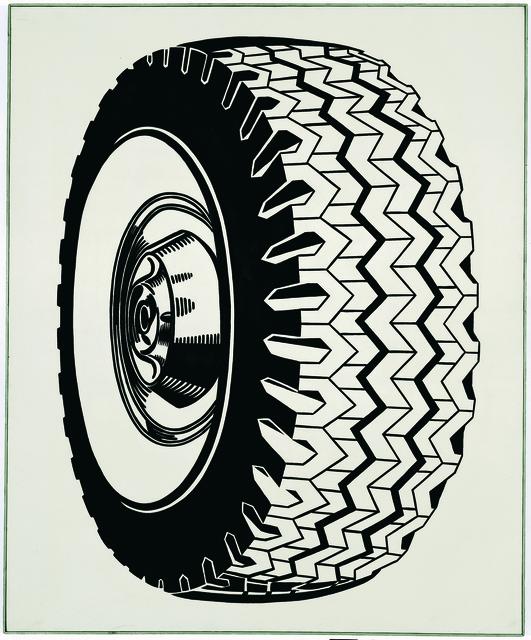 , 'Tire,' 1962, RMN Grand Palais