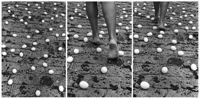 , 'Entrevidas (Between Lives), from Photopoemaction series,' 1981/2010, Galleria Raffaella Cortese