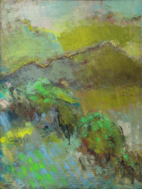 , 'The Golden Guanyin Mountain,' 1960, Liang Gallery