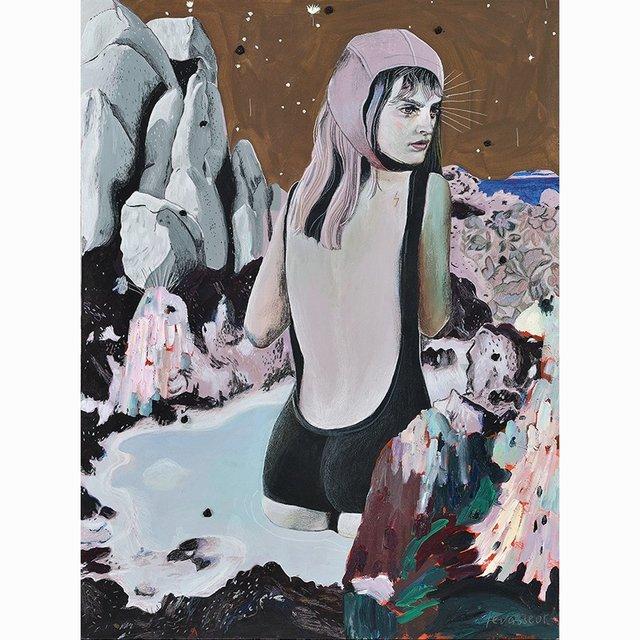 , 'La Candidate,' 2015, Galerie C.O.A