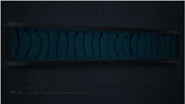 , 'Matches,' 2013, JART Gallery