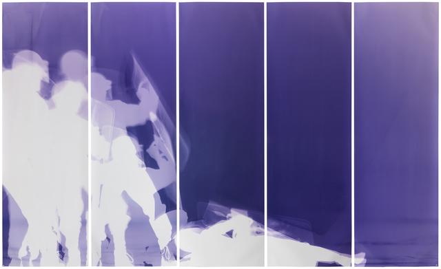 , 'Riot Police,' 2011, George Eastman Museum