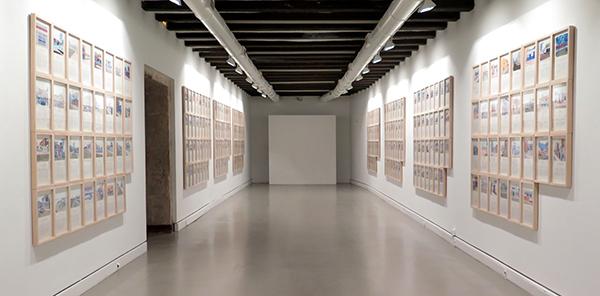 , 'TODAS LAS CALLES DEL AÑO. 365 drawings,' 2012, Rosa.Santos