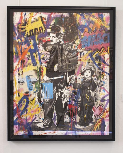 , 'Just Kidding ,' 2016, Graffik Gallery / Banksy Editions