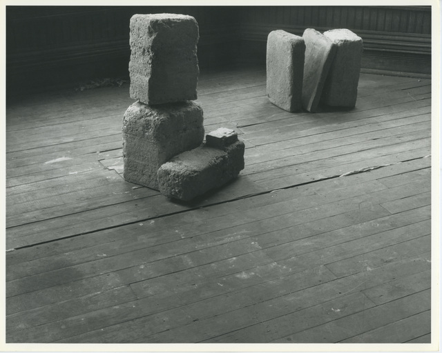 Beverly Buchanan, 'Untitled (Slab Works 1)', ca. 1978, Brooklyn Museum