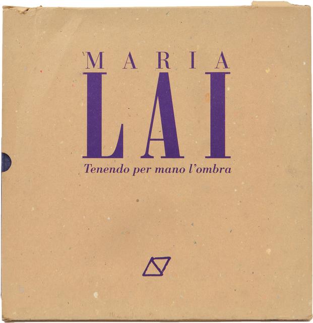 Maria Lai, 'Tenendo per mano l'ombra', 1987-1995, Glenda Cinquegrana Art Consulting