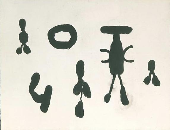 , 'Sans titre,' 1949, Galerie Lelong & Co.