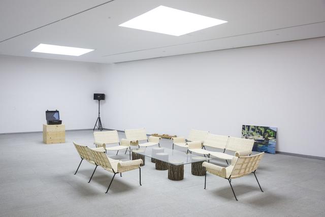 , 'Tariácuri Chair (prototype),' 2016-2017, Sifang Art Museum