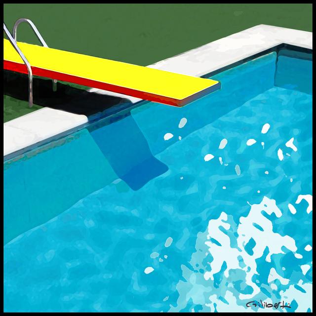Michael Giliberti, 'Dive Into Summer', 2019, Artspace Warehouse