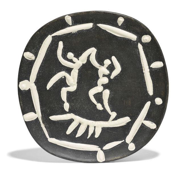 Pablo Picasso, 'Deux danseurs', 1956, Koller Auctions