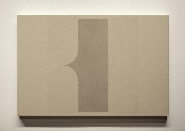 , 'fig. 1,' 2012, Art Mûr