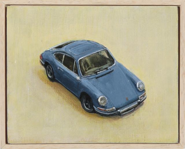 , 'Blue Porsche,' 2018, Barnard