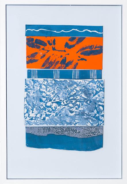 Carol Rissman, 'Folio Series (5)', 2018, L'Attitude Gallery