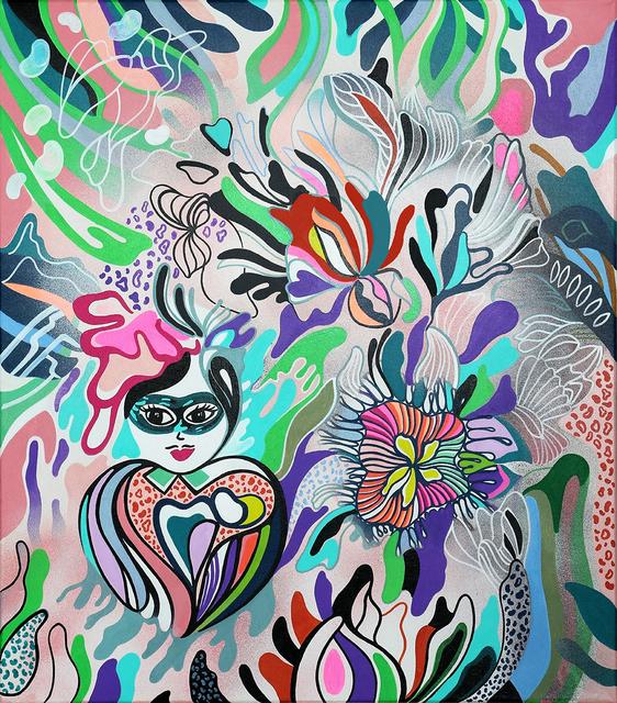, 'Hide & Seek,' 2017, Addicted Art Gallery