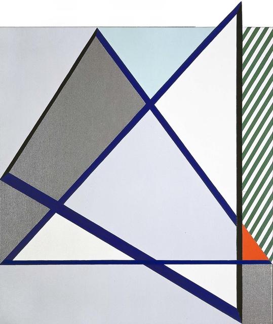 Roy Lichtenstein, 'Imperfect Painting', 1987, Gagosian