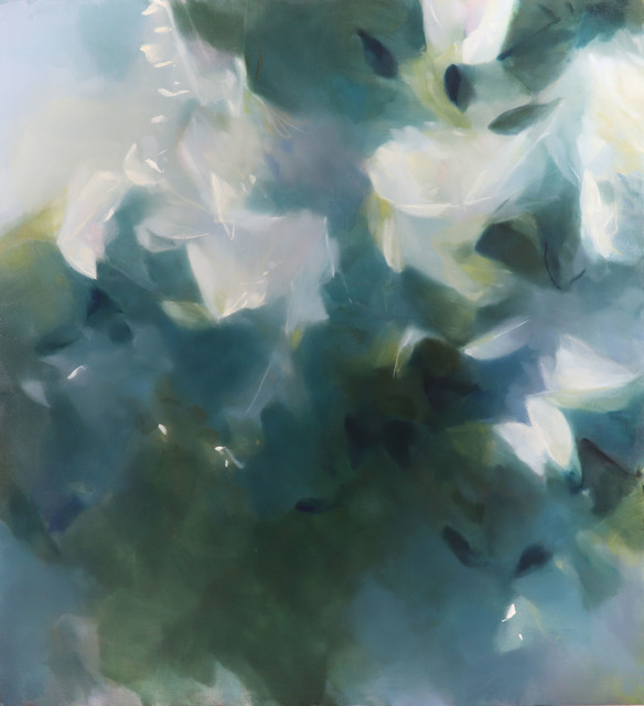 , 'Facing Terrain,' 2018, Slate Contemporary