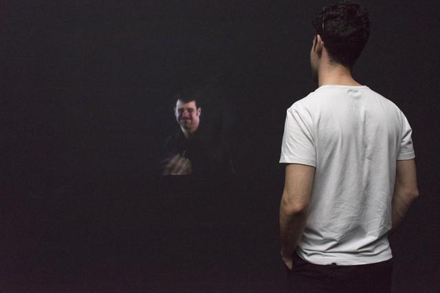 , 'Mixed Reviews (American Sign Language),' 1999, Beirut Art Center