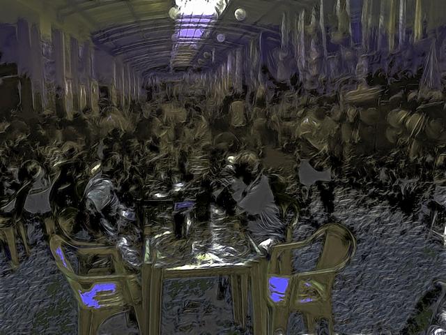 , 'Mercado de Aracaju,' 2015, Galeria Tina Zappoli