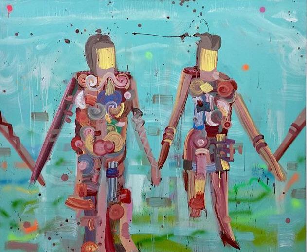 ANDRÉS GARCÍA-PEÑA, 'Together We Stand Divided We Fall', ca. 2018, Gitana Rosa Gallery