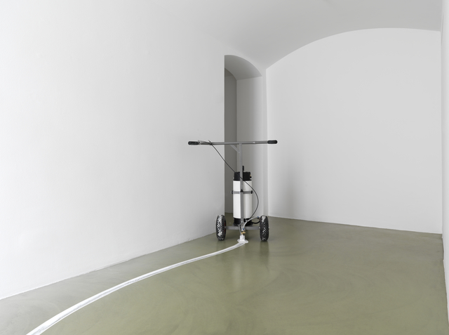 , 'Taking a Line for a Walk,' 2008, Lisson Gallery