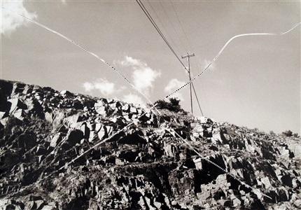 , 'f/t/s Cancellations: Cut,' 1979, Derek Eller Gallery