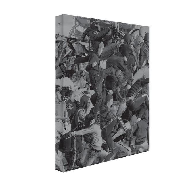 JR, 'Coffret Wombat No. 37', 2018, Digard Auction